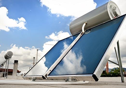 devis gratuit chauffage solaire en Île-de-France